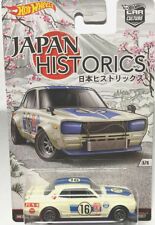 Hot Wheels Japan Historics Diecast Vehicles