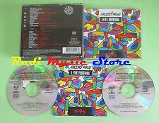 CD AREZZO WAVE LOVE FESTIVAL compilation 1996 ALMAMEGRETTA PROZAC + SCISMA (C32)