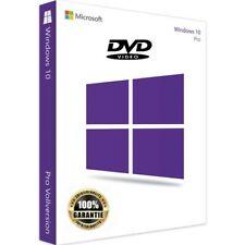 Microsoft Windows 10 pro 32bit Key + Dvd Blitzversand 24/7 ☆TOP☆