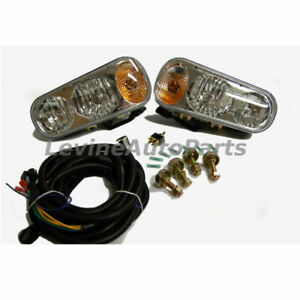 Buyers Products 1311100 Universal Halogen Snow Plow Light Kit ( Clearance Item )