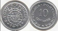 Saint Thomas & Prince Sao 10 centavos 1971 KM15a Africa Portuguese Colony UNC
