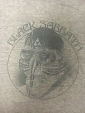 BLACK SABBATH NSD Pilot Shirt Grey The End 2016