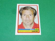 N°40 OSCAR CARMELO SANCHEZ BOLIVIA PANINI FOOTBALL COPA AMERICA 2007