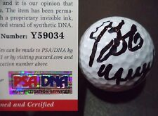 BOB MURPHY 21 TOUR CHAMPIONS AUTOGRAPHED SIGNED TOP FLITE GOLF BALL PSA/DNA COA