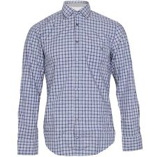 HUGO BOSS Men's Check Collared Casual Shirts & Tops
