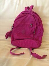 Used Kipling Backpack Pink