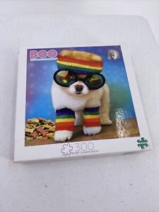 Buffalo Let's Party Boo The World's Cutest Dog 300 Piece Jigsaw Puzzle