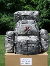 $259 Fully Loaded Molle Acu Medium Rucksack Military Backpack Hydration Pouches