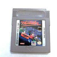Days Of Thunder Original Nintendo GameboyGame TESTED Working & AUTHENTIC!