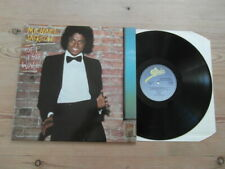 MICHAEL JACKSON-OF THE WALL-GREAT AUDIO-EPIC-VG+ EX VINYL LP 1979