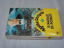(Agatha Christie) Il natale di Poirot   Mondadori oscar gialli 48