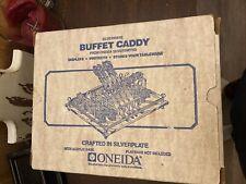 Oneida Silverware Buffet Caddy