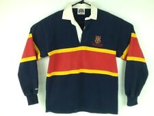 167a1242cb3 Rugby Ware, Barbarian, Men's Long Sleeve Shirt, Size: M, Queen's University