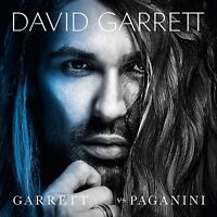 DAVID GARRETT - GARRETT VS. PAGANINI  CD NEW+