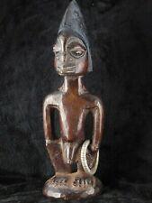Puissant Ibeji homme, Yoruba, sud-ouest Nigeria, style Odo Owa Ekiti