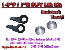 "2000 - 2006 Chevrolet GMC 1500 1-3"" / 1"" Torsion Key Lift Chevy 00-06 Spacer Kit"
