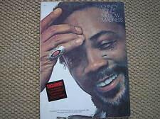 QUINCY JONES LP SPARTITO SHEET MUSIC WITH POSTER HANSEN 1975