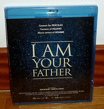 I AM YOUR FATHER BLU-RAY NUEVO PRECINTADO DOCUMENTAL BIOGRAFICO V.O. SUBTITULADO