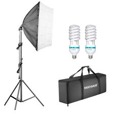 Neewer Photography Continuous Softbox Lighting Kit for Filming Portraits Shoot