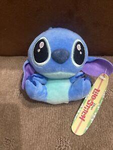 Geniune Disney Lilo & Stitch - Stitch Plush Toy - 12cm - BNWT