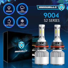 9004 HB1 LED Headlight Bulb High Low Beam for Dodge Ram 1500 2500 3500 1994-2001