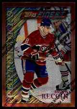1995-96 Topps Finest Mark Recchi #119
