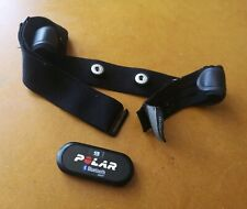 Polar H6 Bluetooth Smart Heart Rate Monitor Chest Strap, Polar Softstrap H6
