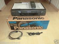 Panasonic NV-SD230 VHS-Videorecorder in OVP, FB&BDA, gepflegt, 2 Jahre Garantie