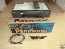 Panasonic NV-SD320 VHS-Videorecorder in OVP, FB&BDA, gepflegt, 2 Jahre Garantie