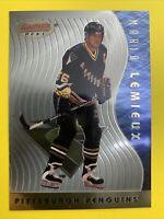 1995-96 Topps Bowmans Best #BB10 Mario Lemieux Pittsburgh Penguins