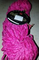 SKEIN/HANK OF (DISC) NORO SUMILE SOLID YARN ~ COLOR #7 FUCHSIA