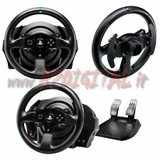 WHEEL PEDALS THRUSTMASTER T300RS PC PS3 PS4 PEDALS USB PLAYSTATION 3 4 CAR