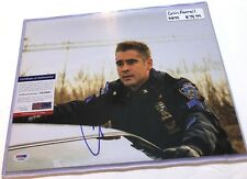 Colin Farrell Autographed PSA DNA PHOTO 11x14 Signed AUTO Police Car