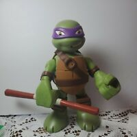 Viacom 2014 TMNT Donatello 6'' Talking Figure Teenage Mutant Ninja Turtles
