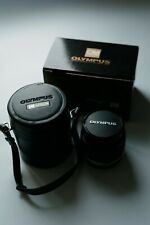 Olympus Zuiko MC Auto 85mm. F2 | Latest version - BOXED