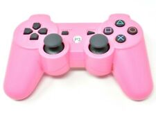 Pink Shock Wireless Bluetooth Controller Gamepad for PlayStation 3 PS3
