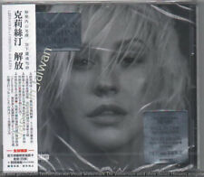 Christina Aguilera: Liberation (2018) TAIWAN OBI CD SEALED w/ 4 PROMO PHOTOCARDS