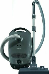 Miele Classic C1 Pure Suction Canister Vacuum Cleaner, Graphite Grey 40025161490