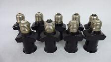 1 von 9 Stück alter Stromdieb E27 - Bakelit - guter Zustand - Funktion geprüft