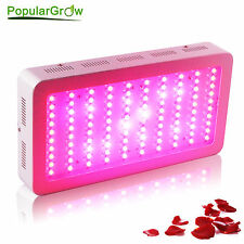 PopularGrow Dimmable 300W LED Grow Light EUR Plug Suit for all Indoor Tent Plant