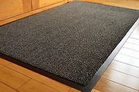 Non Slip Ribbed Heavy Duty Large Dirt Trap Barrier Mat Office Door Entrance new
