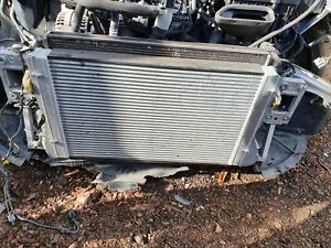 Audi Tt Mk2 Tts S3 Alloy Intercooler