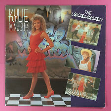 Kylie Minogue - The Locomotion / I'll Still Be Loving You - PWL Records PWLT-14