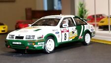 AutoArt SLOT Car 1:32 Ford Sierra Cosworth 1998 Rally Tour De Corse NIB White