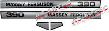 5080 Aufklebersatz Traktor Massey Ferguson MF 390