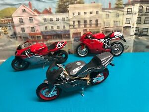 Bundle of Maisto Motorbikes die cast models