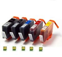 1-8 Cartouches encre compatibles HP 364 XL pour DeskJet OfficeJet Photosmart Psc