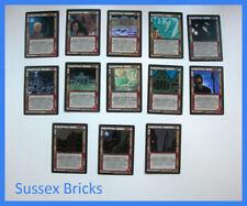 Jyhad VTES CCG Complete set 13 Dark Sovereigns Praxis Seizure Political Cards