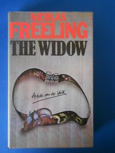 NICHOLAS FREELING: THE WIDOW:  FIRST EDITION FIRST PRINT: COLLECTABLE CONDITION