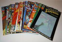 Reign of the Supermen COMPLETE SET Comic Lot DC Superman Death 500 VARIANT 25